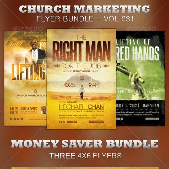 Church Marketing Bundle Vol 031