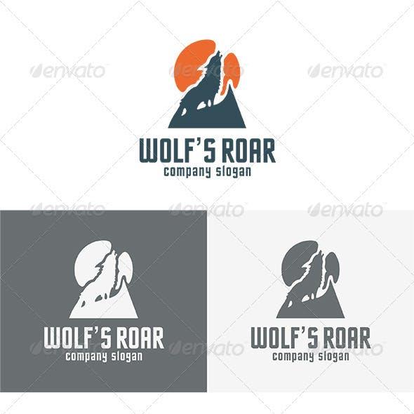 Wolfs Roar Logo