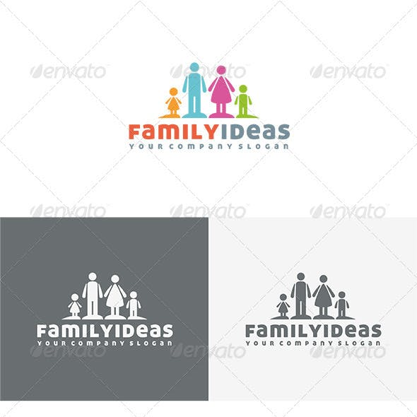 Family Ideas Logo