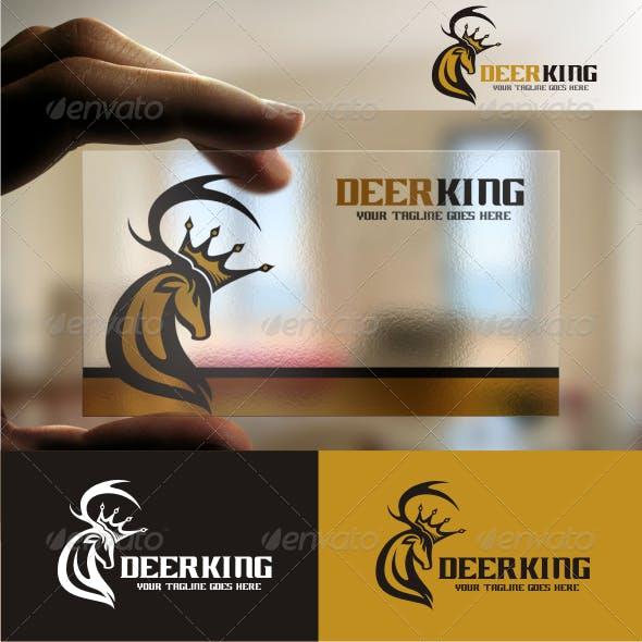 DeerKing Logo