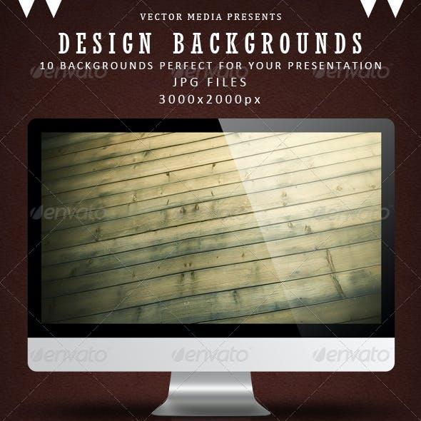 Design Backgrounds