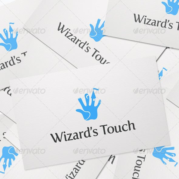 Wizard's Touch Logo