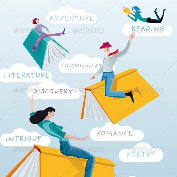 Books Rodeo Text