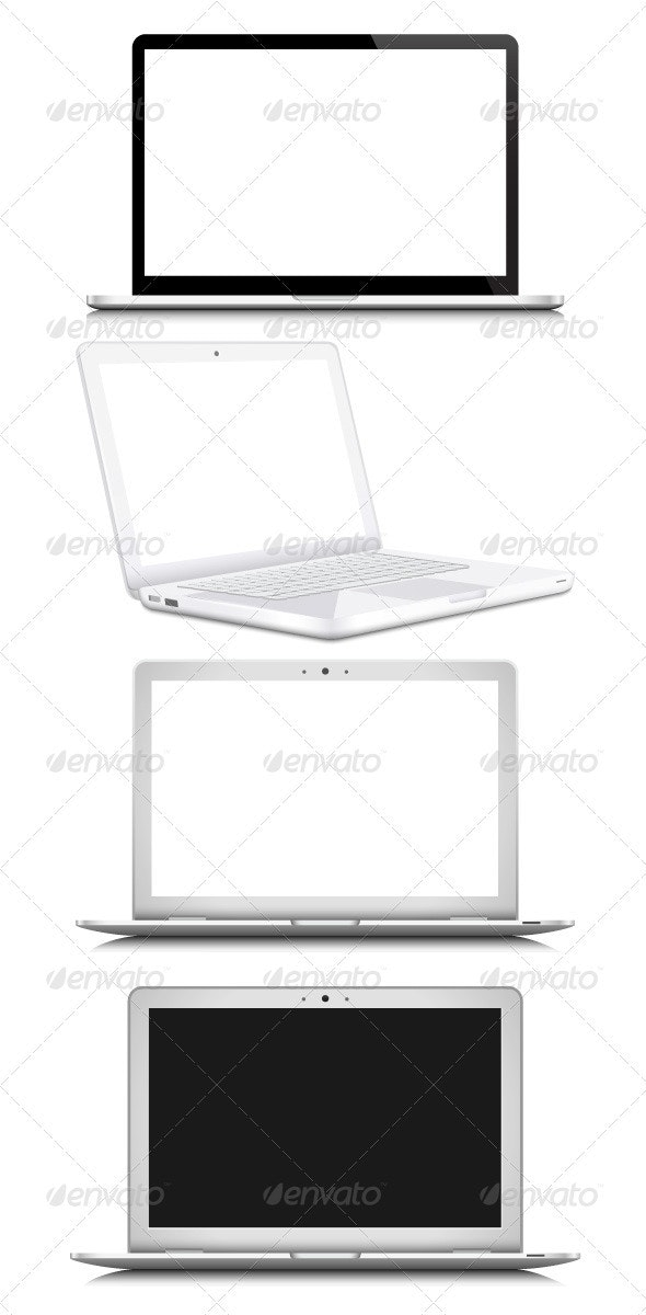 Vector Laptop - Computers Technology