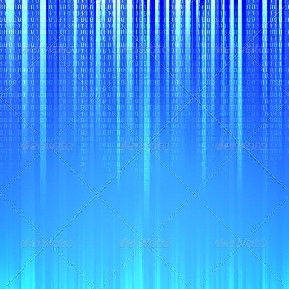 Binary Code - Conceptual Vectors