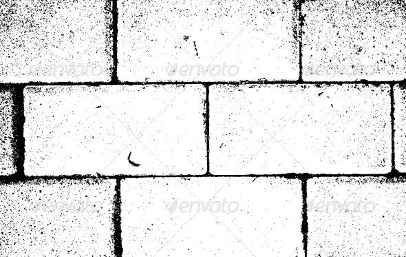 Brick Wall Vector Illustration - Miscellaneous Vectors
