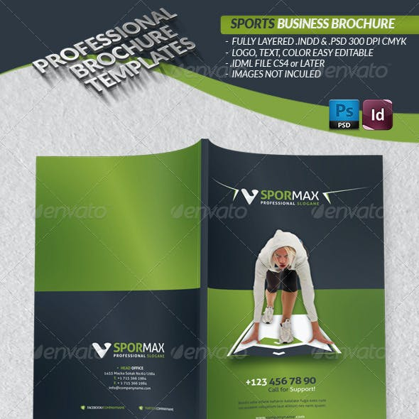 Sports Business Brochure