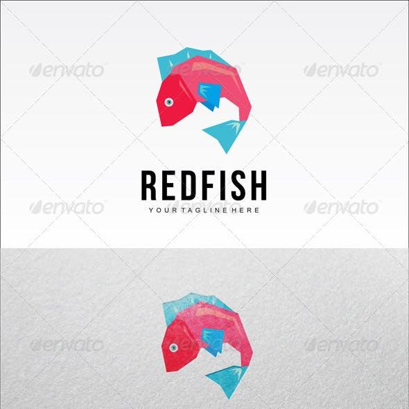 Redfish Logo Template