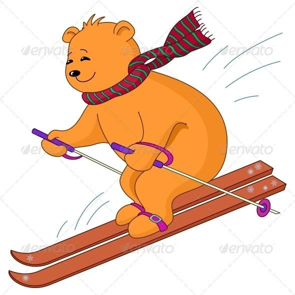 Teddy-bear skies - Sports/Activity Conceptual