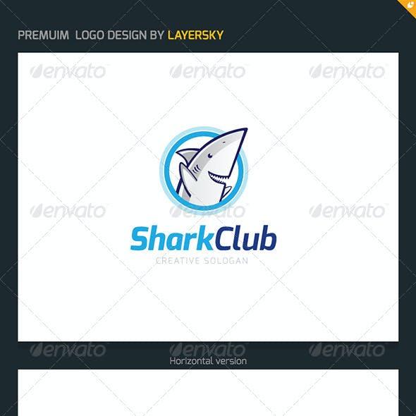 Shark Club Logo