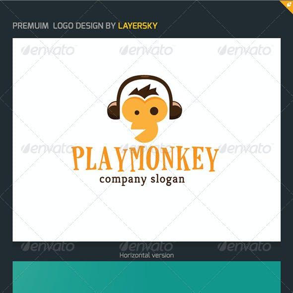 Play Monkey Logo