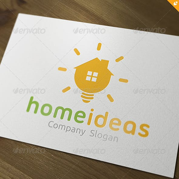 Home Ideas Logo