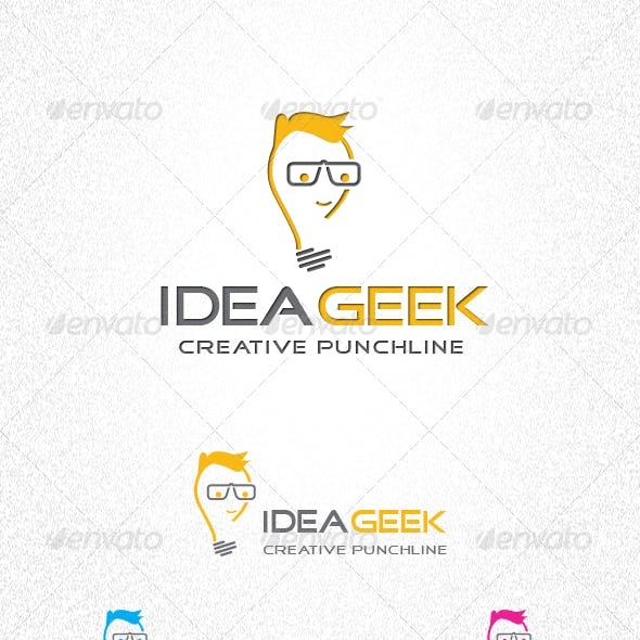 Idea Geek Logo