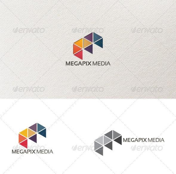 Megapix - Logo Template - Abstract Logo Templates
