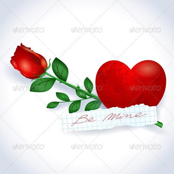 Be Mine - Valentines Seasons/Holidays