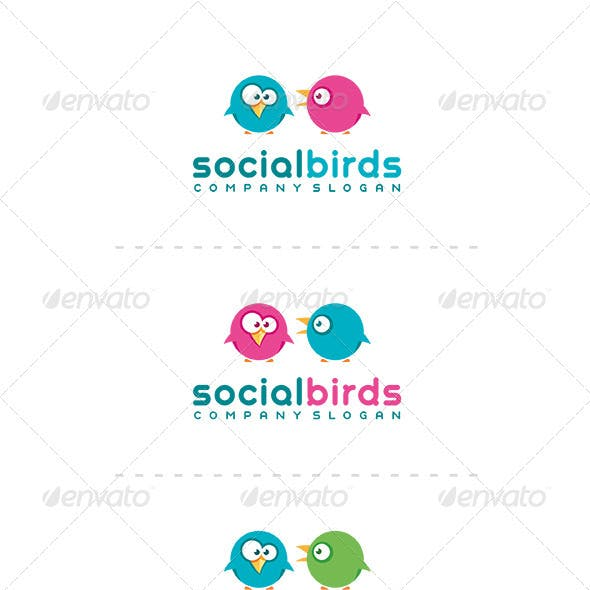Social Birds Logo