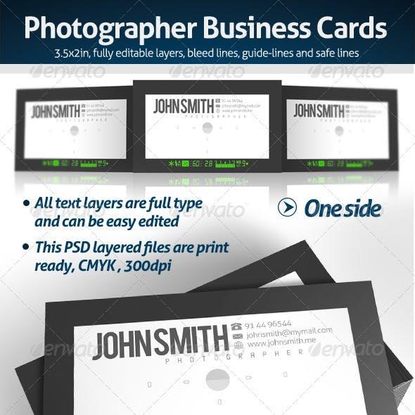 Viewfinder Business Card