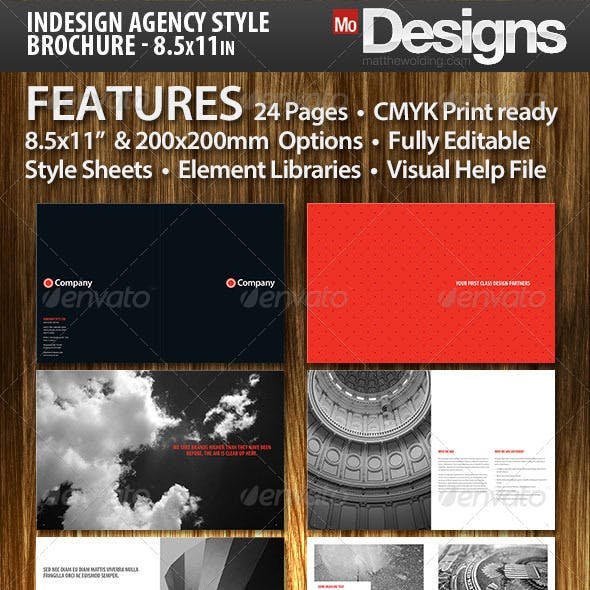 Agency Brochure - 24 Page