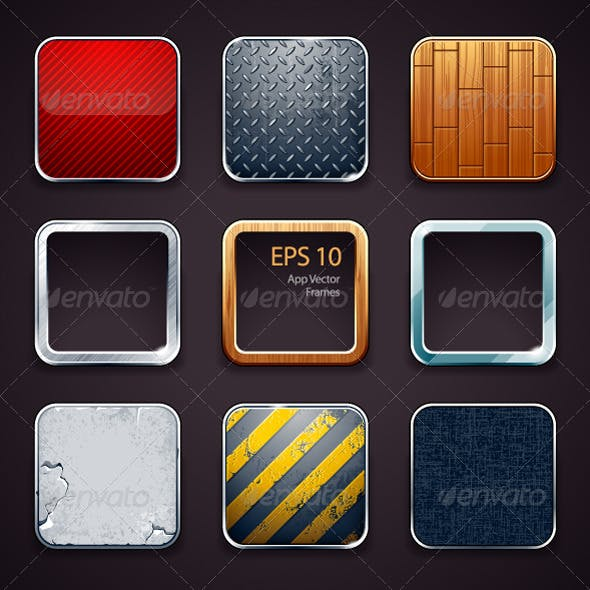 Backgrounds for apps icons