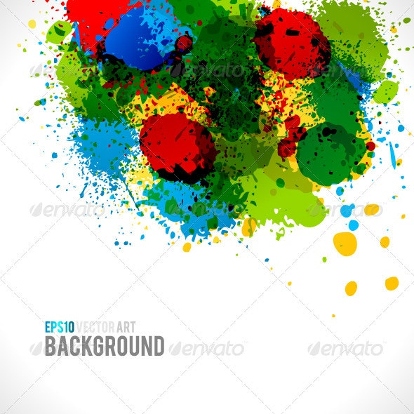 Vector Art Background - Backgrounds Decorative