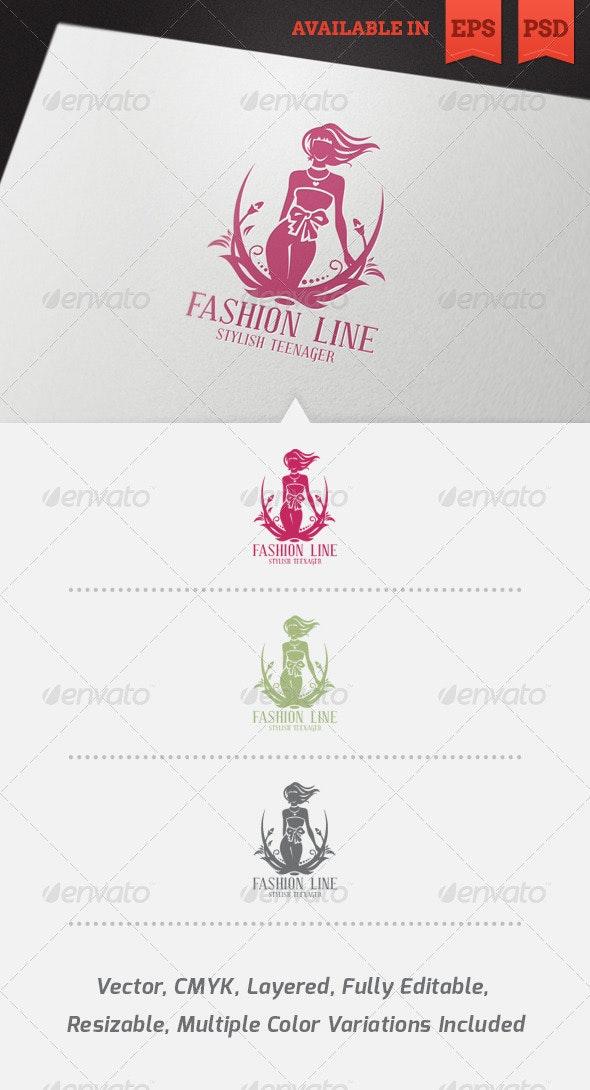 Fashion Logo Template - Humans Logo Templates