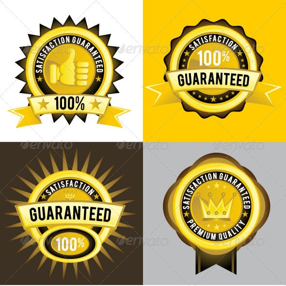 Satisfaction Guaranteed and Premium Quality Gold