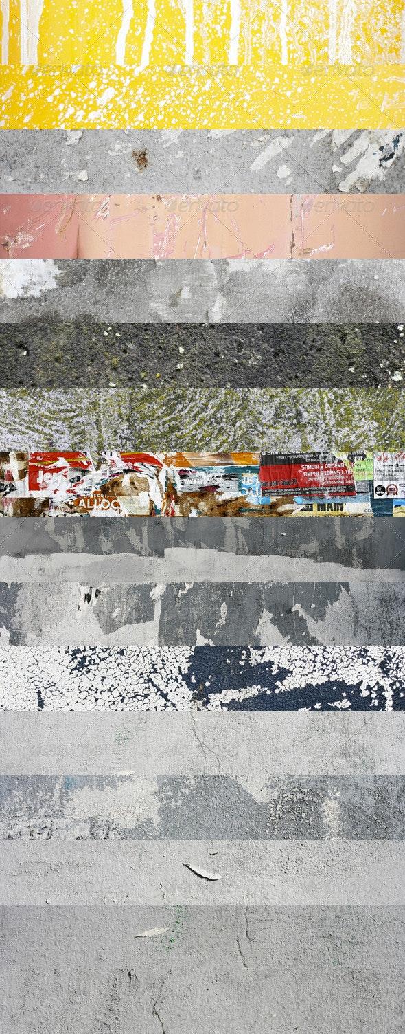 Street Textures Vol. III - Miscellaneous Textures