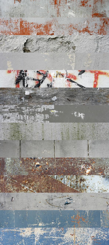 Street Textures Vol IV - Miscellaneous Textures