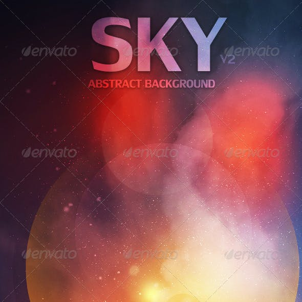 SKY Abstract Background  | V2
