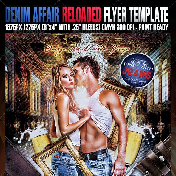 Denim Affair Reloaded