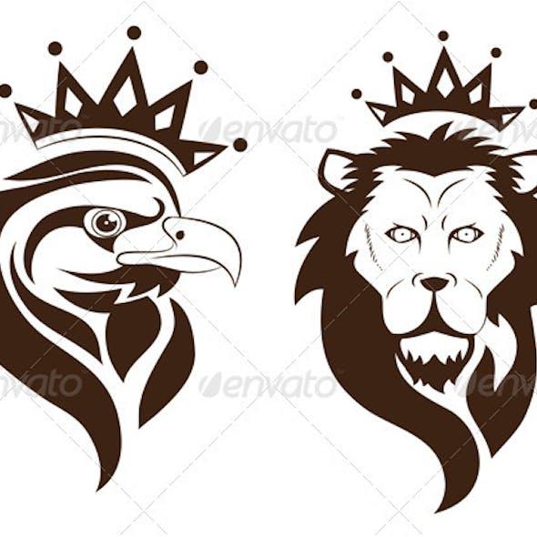 Eagle and Lion