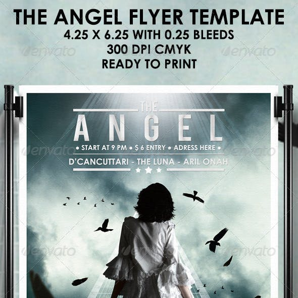 The Angel Flyer Template