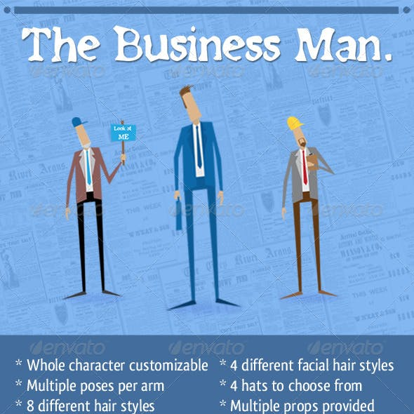 The Business Man