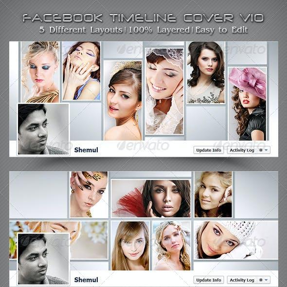 Photographer's Fb Timeline Cover V10