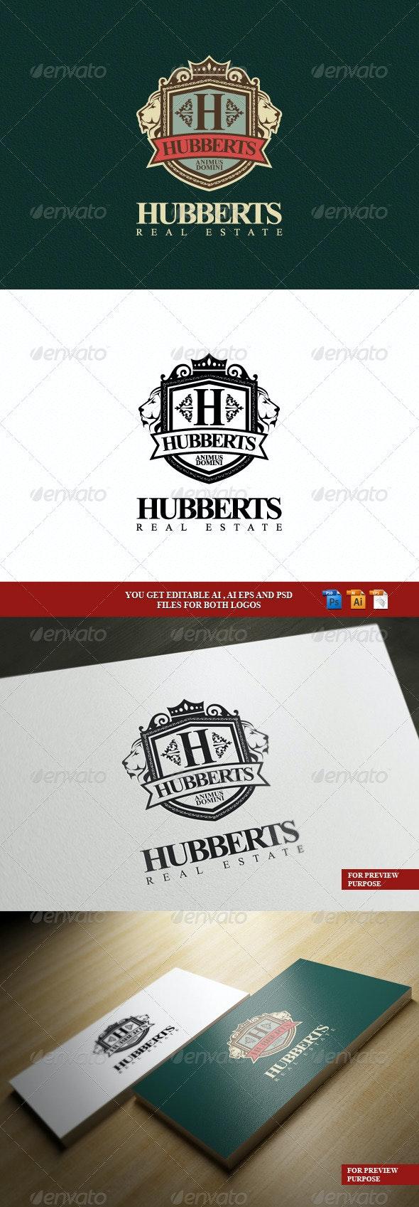 Hubberts Royal Crest Logo - Crests Logo Templates