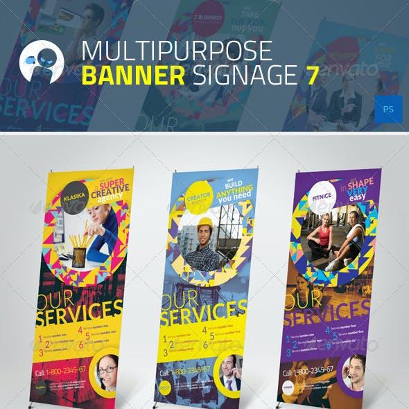 Multipurpose Banner Signage 7