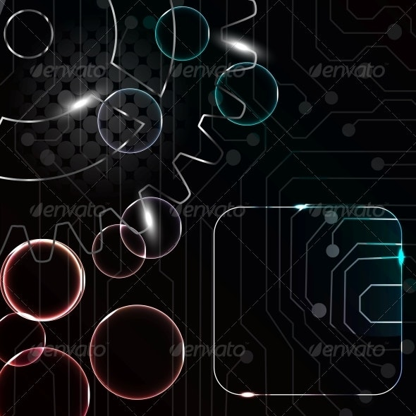 Abstract Background Vector Illustration - Miscellaneous Vectors