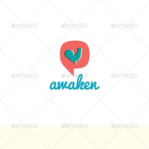 Awaken Logo