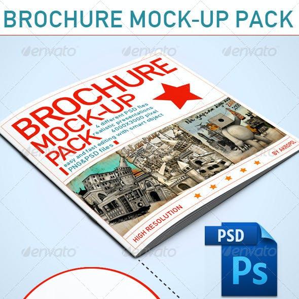 Brochure Mock Up