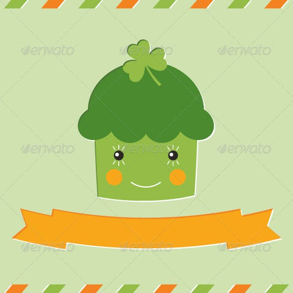 St. Patrick's Day 3 Vector Cards Set