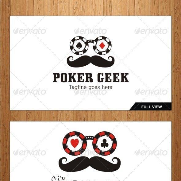 Poker Geek - Sir Poker Logos