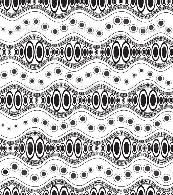 Ethnic Doodle - Patterns Decorative