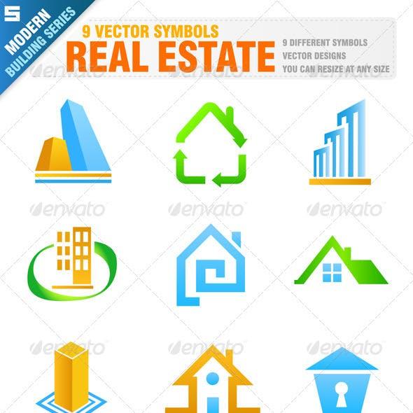 9 Real Estate Symbols