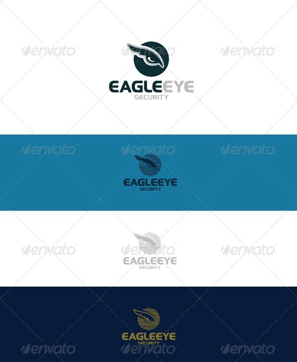 Eagle Eye Logo - Animals Logo Templates