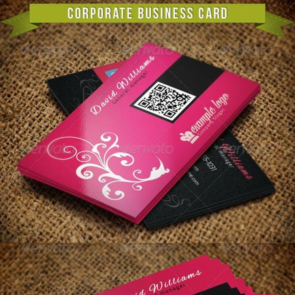 Corporate Business Card 004
