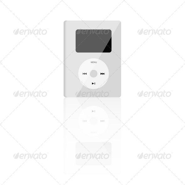 MP3 Player - Media Technology