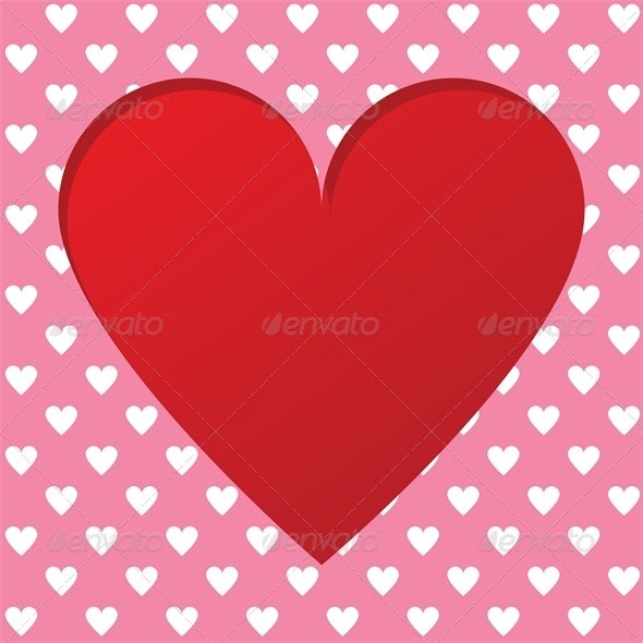Valentines scrapbooking card - Valentines Seasons/Holidays