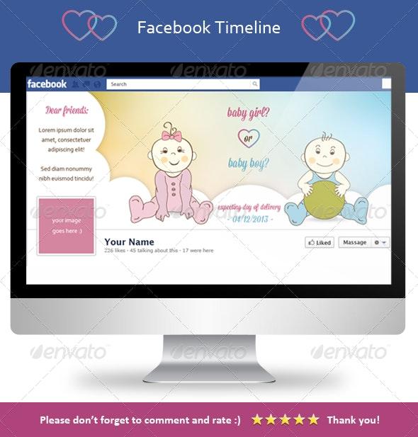 Girl or Boy - Fb Cover - Facebook Timeline Covers Social Media