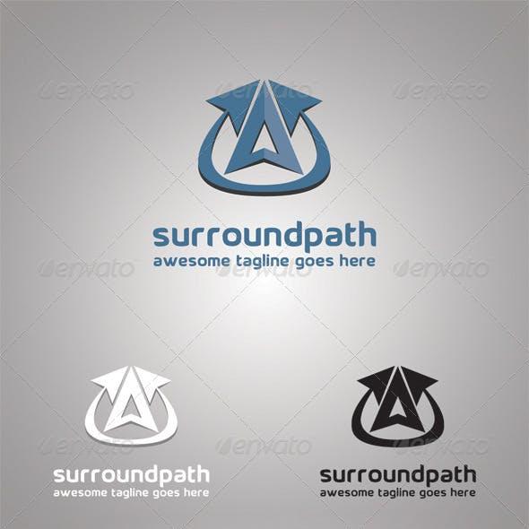 Surroundpath Logo Template