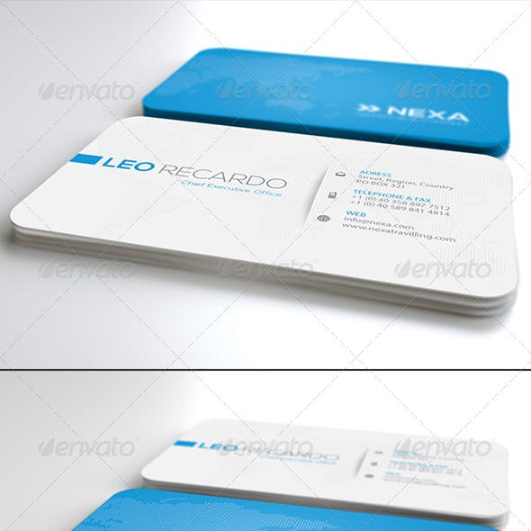 Global Business Card Ver. 2.0